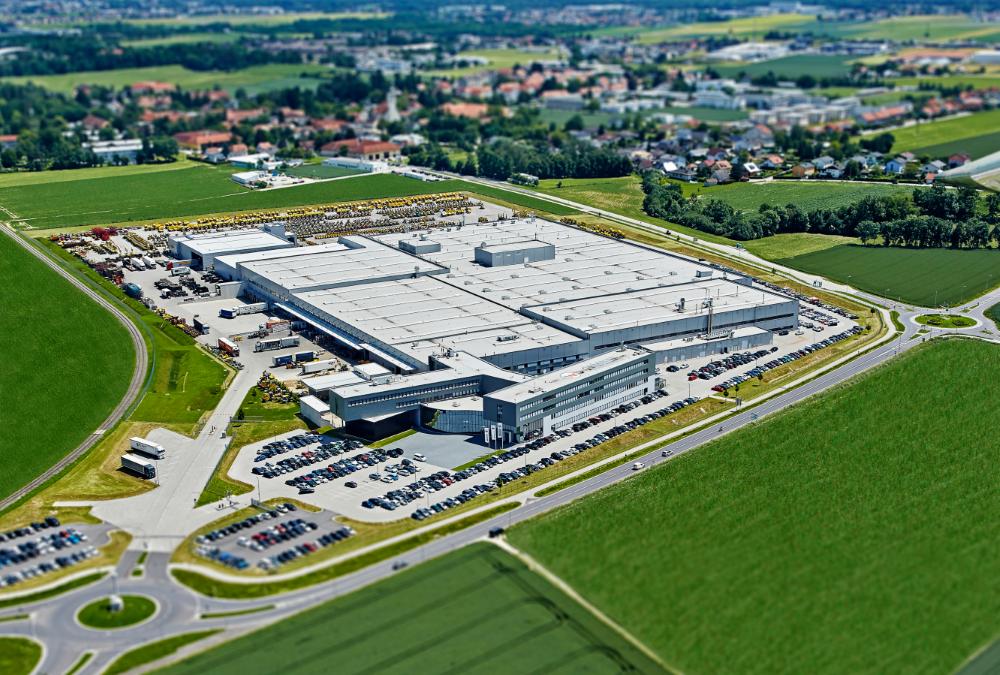 Wacker Neuson Linz GmbH Foto
