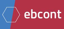 Logo EBCONT enterprise technologies GmbH