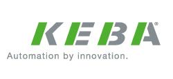 Logo KEBA Group AG