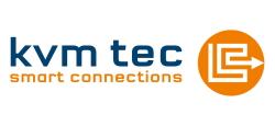 Logo kvm-tec electronic gmbh